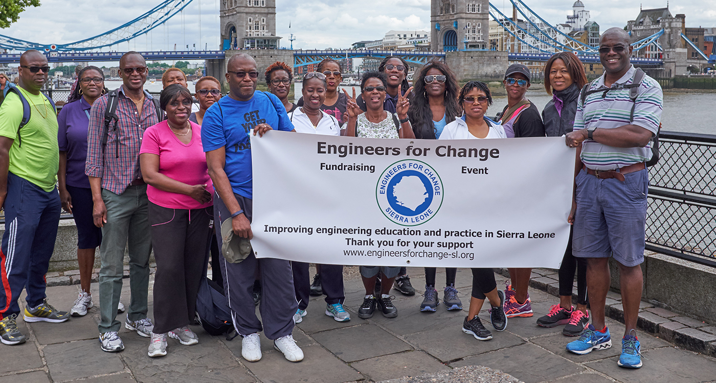 Engineers For Change - SL